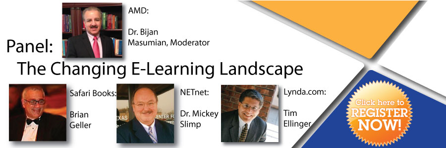 Panel Discussion: The Changing E-Learning Landscape
