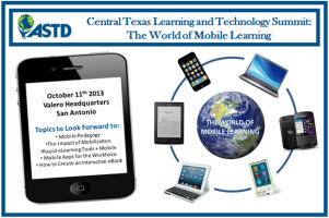 Central Texas Learning Summit: The World of Mobile Learning